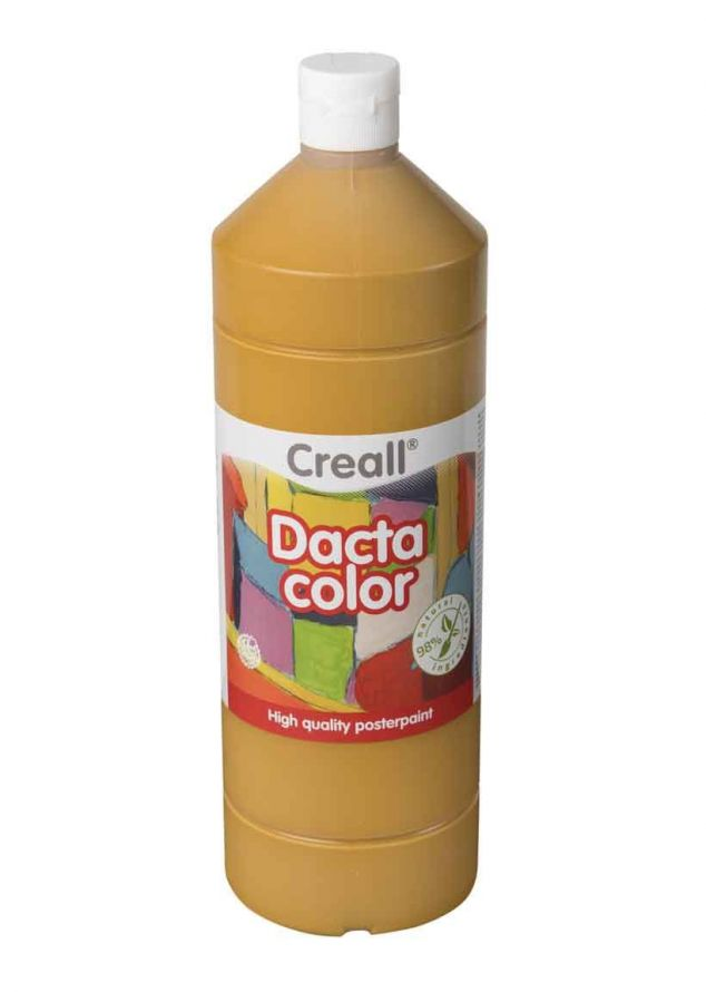 Poster Paint - Ochre - 1000ml