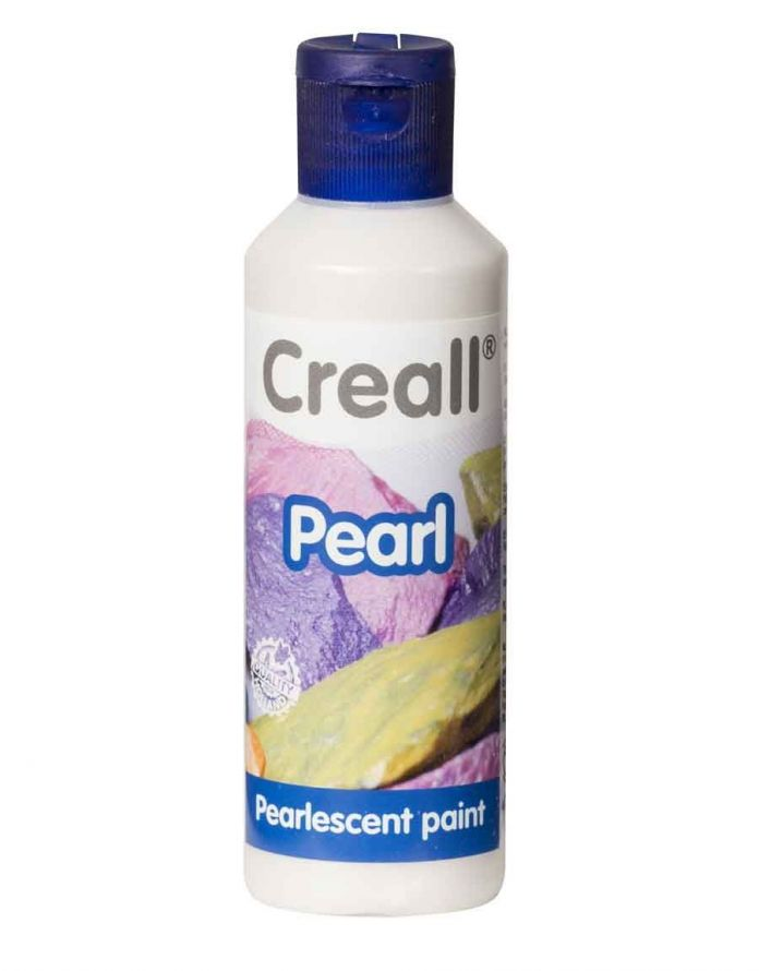 Pearlescent Paint - White - 80ml