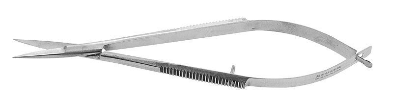 Professional Tweezer/scissor in case - Straight model