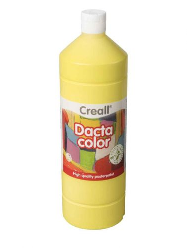 Poster Paint - Light Yellow - 1000ml