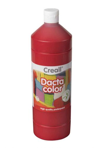 Poster Paint - Dark Red - 1000ml