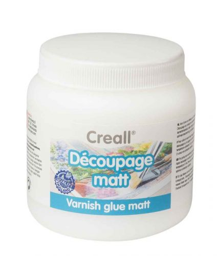 CREALL-DECOUPAGE - Matt - 250ml
