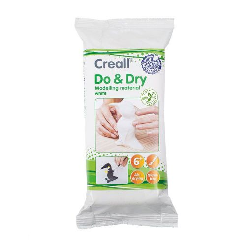 Air-drying White Clay - 500g