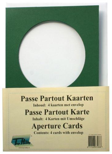 Passe Partout Kaarten.Rond Passe Partout