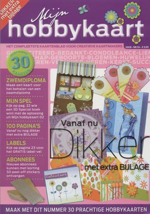 Hobby Magazine 4 - Dutch Language