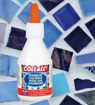 Mosaikkleber Collall - 100 ml.