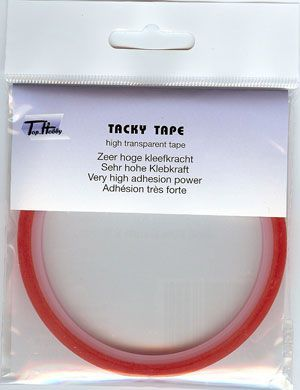 Tacky Tape - 6 mm x 5 mtr - Very high adhesion Power