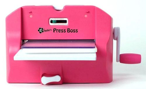 PressBoss A4 -  die-cutting & embossing machine